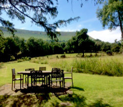 Short break in Herefordshire countryside