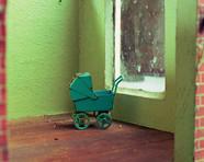 Lot 2. Pram (Dolls' House Series)