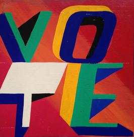 Lot 21. Vote