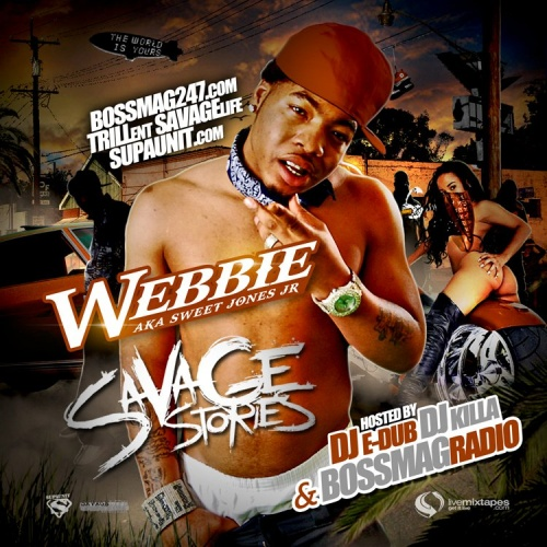 Webbie cover