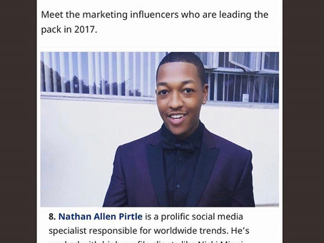 Nate has made Forbes!