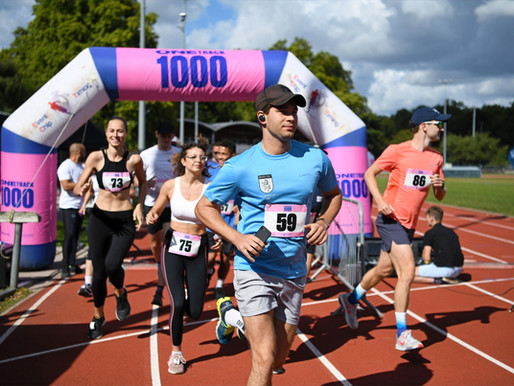 Onetrack 1000: Run for our oceans