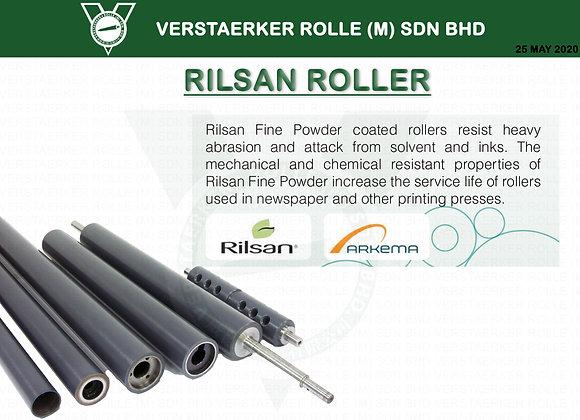 RILSAN RUBBER ROLLER