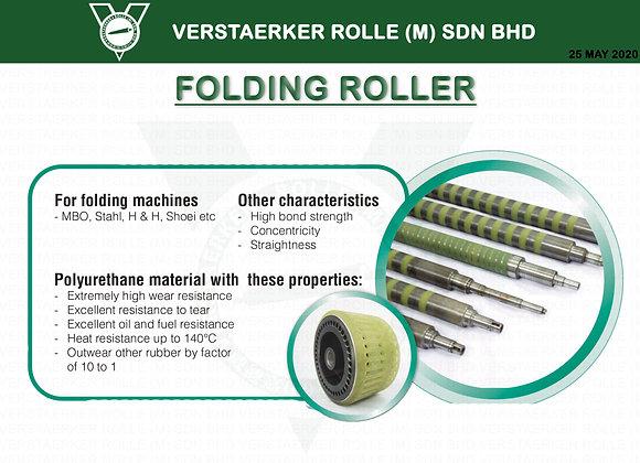 Folding Roller
