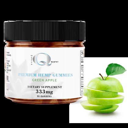 Premium Hemp Extract Vegan Gummies 10 mg
