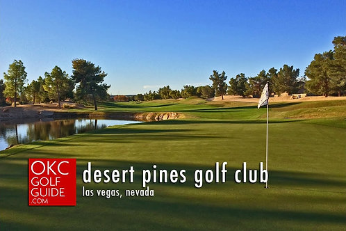 Desert Pines LA Masters - Las Vegas April 3-4th 2020
