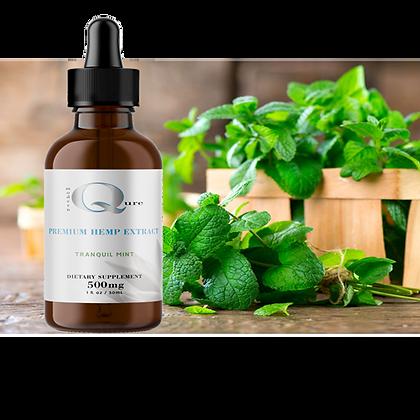 Premium Hemp Extract Oil Drops Tincture 500 mg