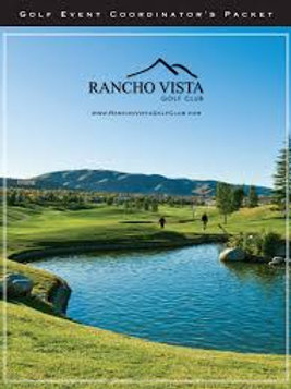 Rancho Vista Golf Club March 7, 2020 Tournament -
