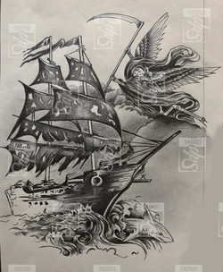 SDP Tattoo - Projet bras -