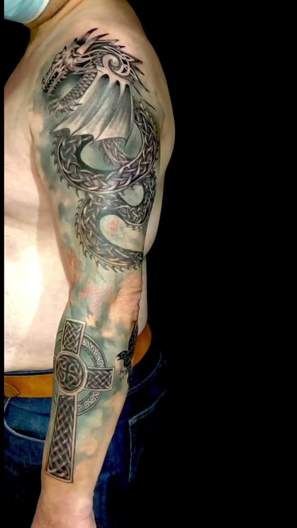 SDP Tattoo - Ambiance celte -.mp4