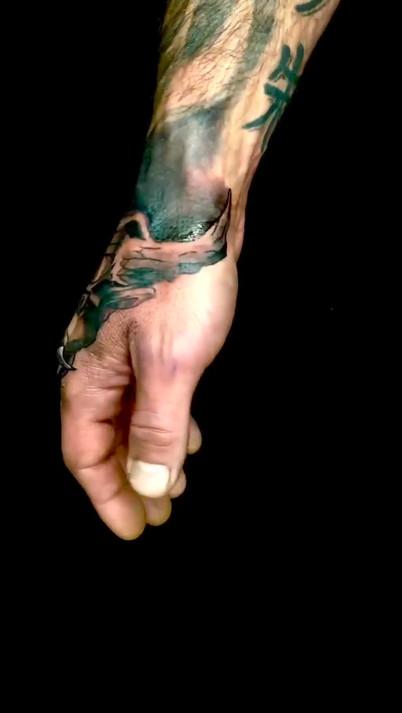 SDP Tattoo - Hannya.mp4