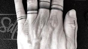 SDP Tattoo - Tatoo doigts ou l'art du piquage-