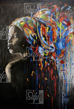 SDP Tattoo - Africaine -