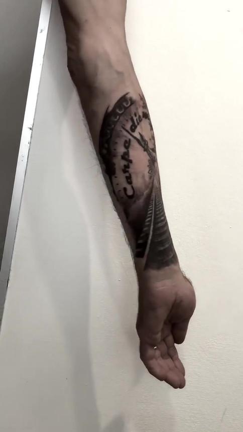 SDP Tattoo - Vis ta vie -.mp4