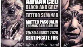 SDP Tattoo ,une professionnelle du tatouage à la recherche de la perfection.