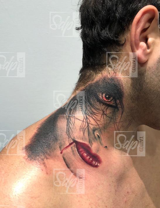 SDP Tattoo - Tattoo portrait....jpg