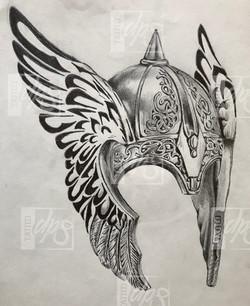 SDP Tattoo - Projet casque -