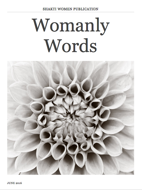 Womanly Words Vol. 1 eBook