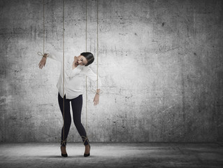 ARE YOU A POWERFUL WOMAN OR A PUPPET ON A STRING?