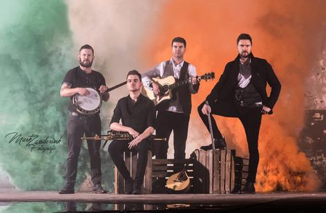 The Kilkennys. Irish band