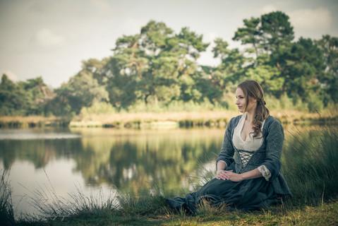 Outlander girl