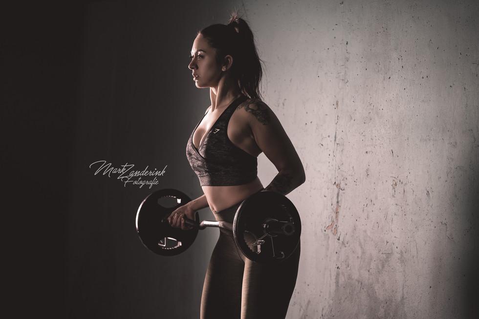 kelly gym weights