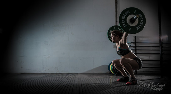 overheat squat crossfit
