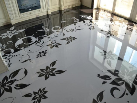 Epoxy is Changing Interior Design