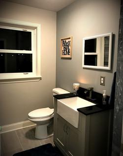 Bathroom Interior Paint