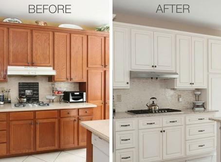 Kitchen Cabinet Makeovers