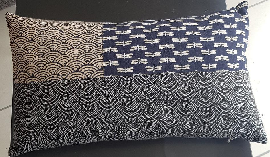 Coussin 30x50 cm, Trio, Série Japon