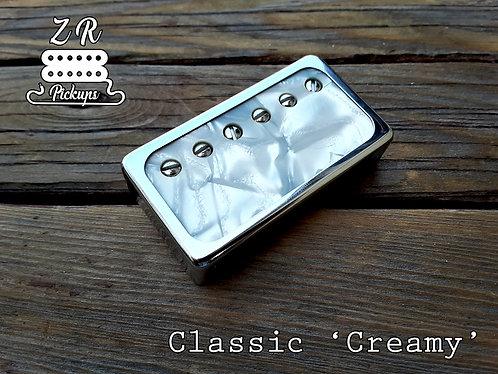 Custom Shop 'Creamy' Alnico 6 Humbucker (Handwound)