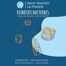 Flâneries nocturnes