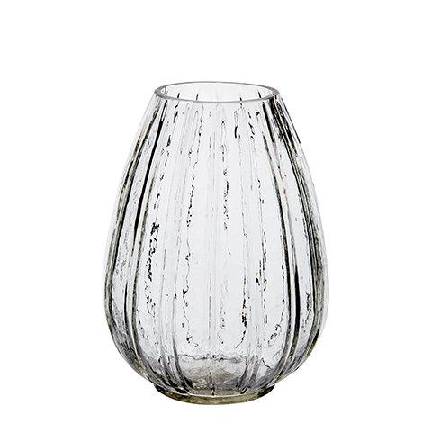 Vase Magnolia Taille M verre clair