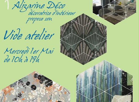 Le Vide Atelier d'Alizarine Déco