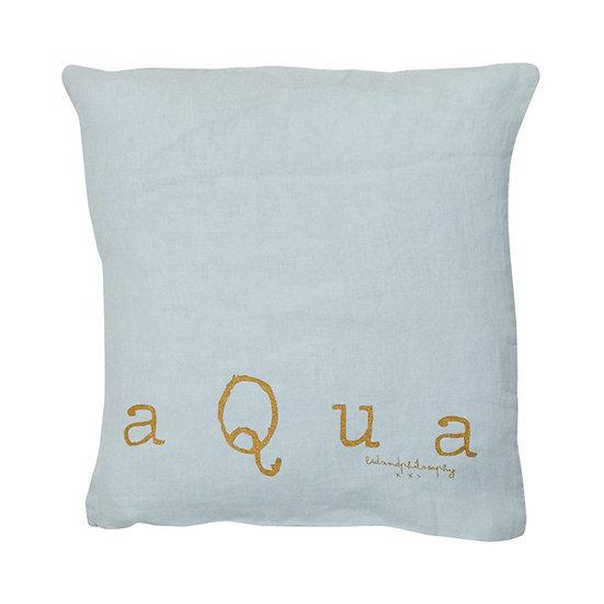 Coussin Aqua
