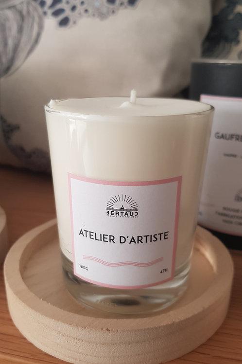 Bougies Parfumées Artisanales: Atelier d'artiste ou Gaufre Chantilly