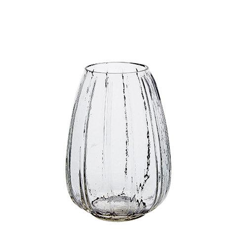 Vase MAgnolia Taille S Verre Clair