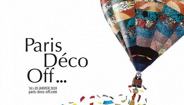 Evenement décoration d'intérieurr Paris Déco Off