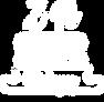 ZR Pickups Logo Round (Trans, White NOUS