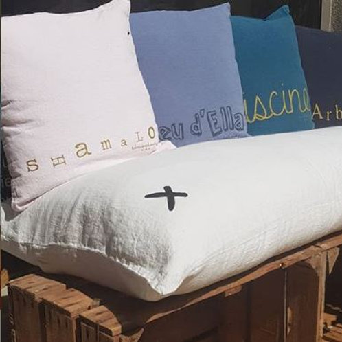 Coussin Lovers Rect. XXL