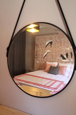 Chambre flamant rose