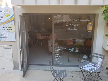 Nouveauté Alizarine Deco L'agence/showroom