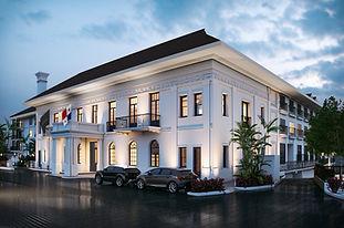 Hotel Sofitel Legend