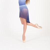 Hi-Low Skirt - Moonlight Ombre