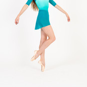 Class Skirt - Jade