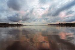 Amanhecer o Rio Tocantins, Mangabeira