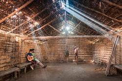 Opy  Guaxu - o lugar sagrado