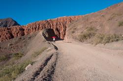 Paseo los Colorados