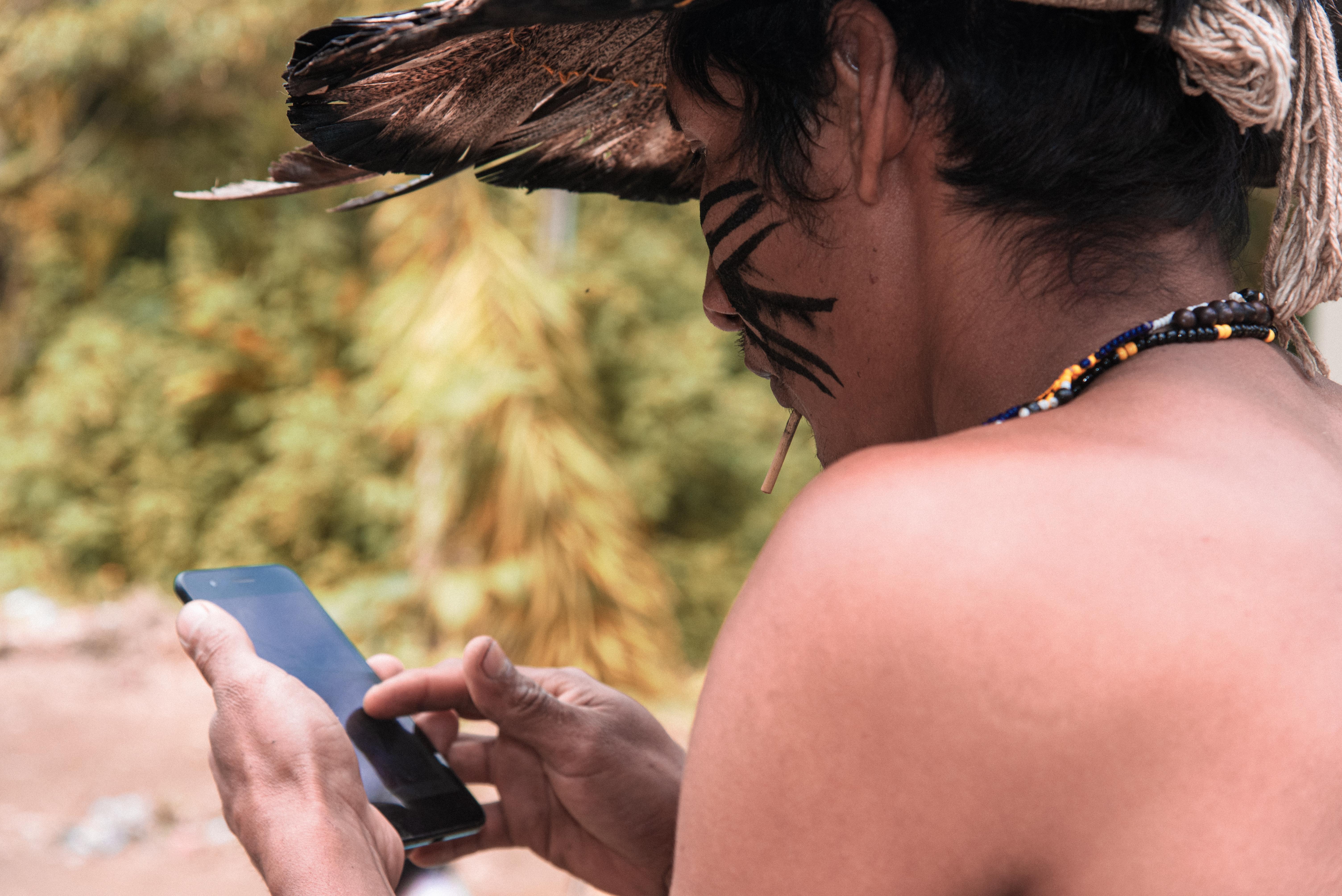Entre a tradição e a tecnologia moderna